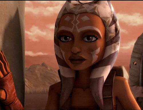 Obi-wan,Anakin,Ahsoka