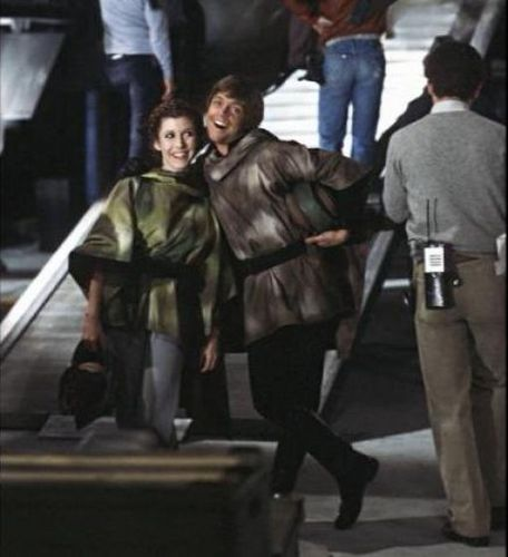 Original Trilogy Behind the scene...