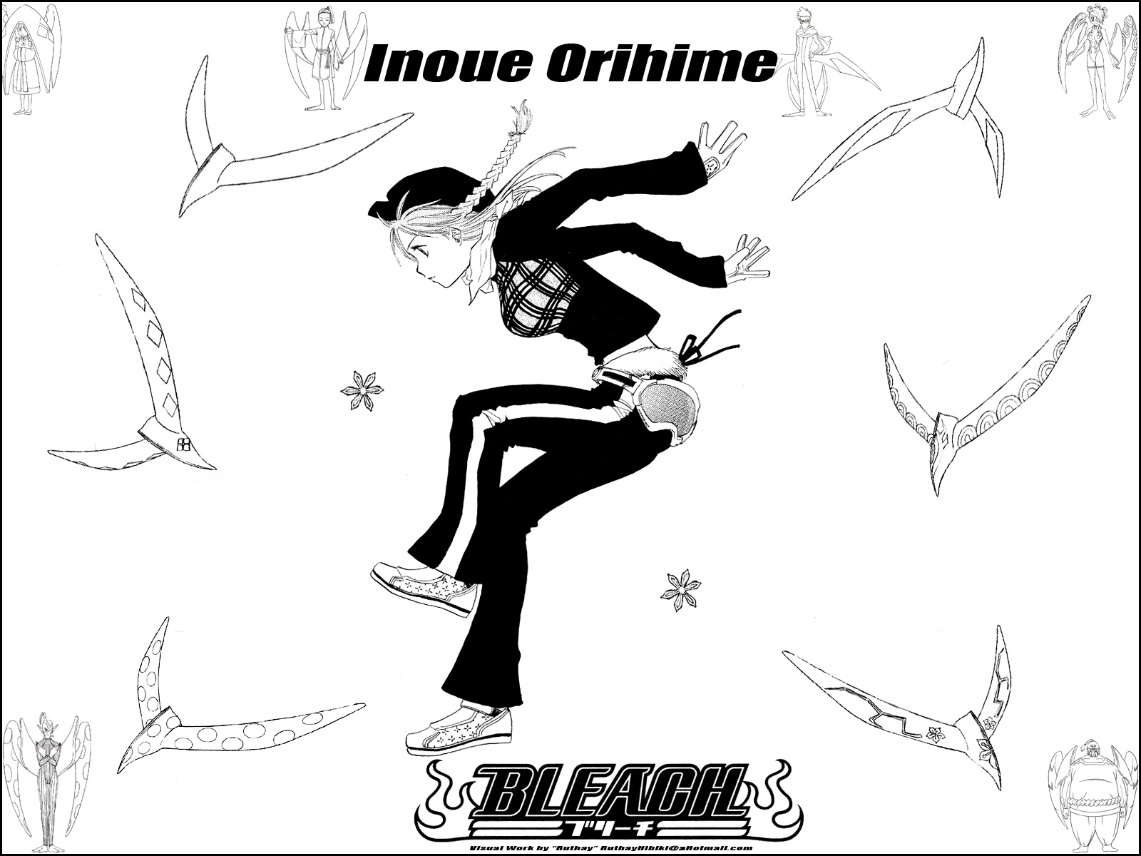 Bleach: Orihime - Images Gallery