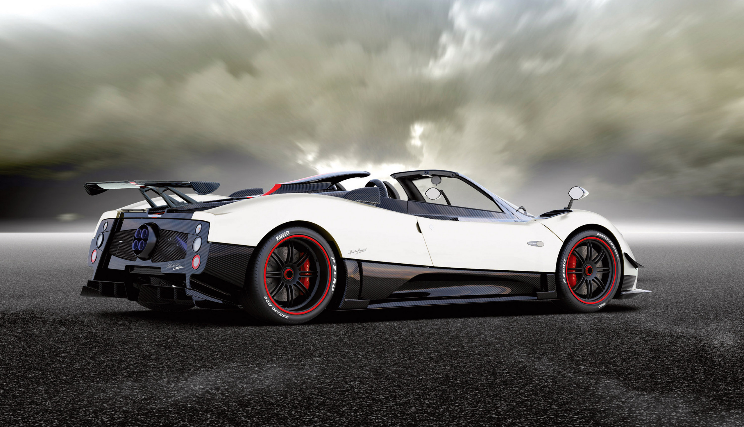 Exotic Cars images Pagani Zonda Cinque Roadster HD wallpaper and ...