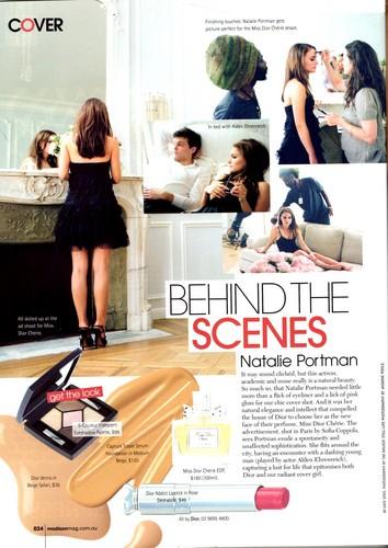 Parfums Christian Dior campaign (Press)