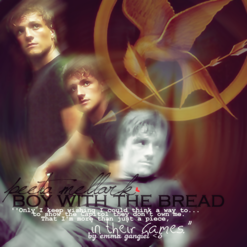 Peeta Mellark modifica xD
