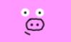 Piggy Logo From Tinka Town!