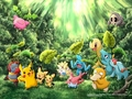 Pocket Monsters - pokemon wallpaper