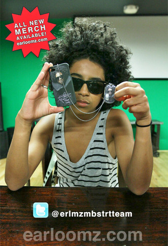 Princeton MB Dog Tag & Case - mindless-behavior Photo