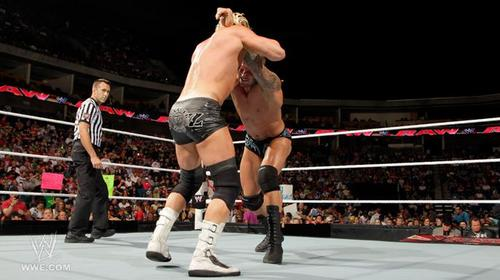 RAW - August 29th, 2011