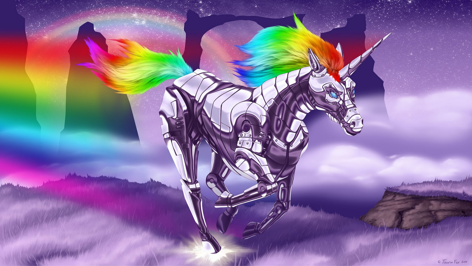 Rainbow Unicorns images Rainbow Unicorns HD wallpaper and ...