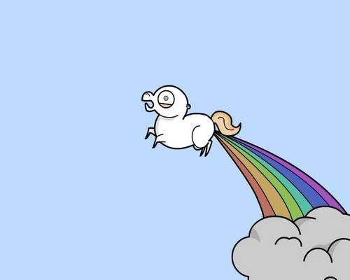Rainbow Unicorns - rainbow-unicorns Photo