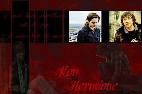 Ron/Hermione - Come Back