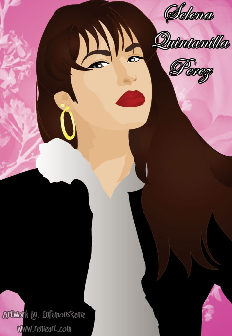 Jennifer lopez selena quintanilla images selena drawing jennifer lopez selena quintanilla images selena drawing wallpaper and background photos download image voltagebd Gallery