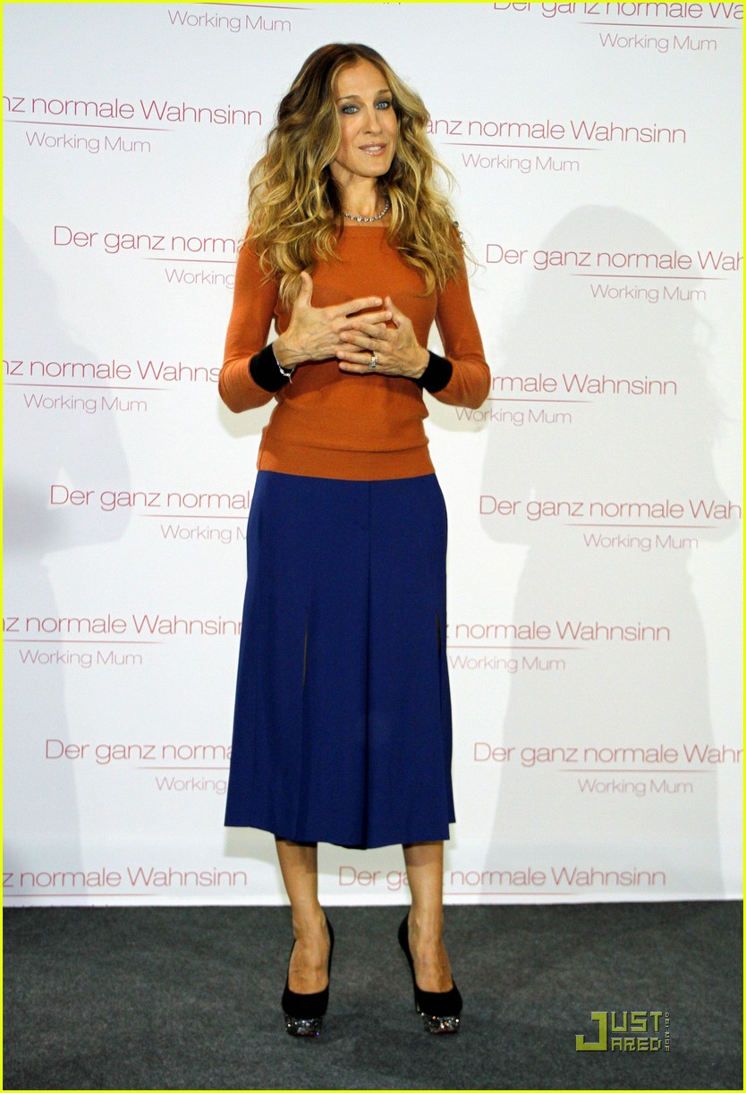 Sarah Jessica Parker: 'Don't Know How She Does It' in Berlin