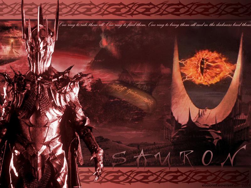 Sauronbarad Dur Sauron Wallpaper 25023611 Fanpop