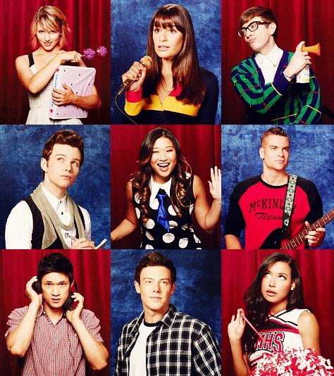 Season 3 - Glee Fan Art (25012633) - Fanpop