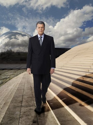 Season 4 Promotional Poster ~ John Noble as Walternate