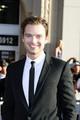 Sebastian stan @ Captain America - The First Avenger LA Premiere