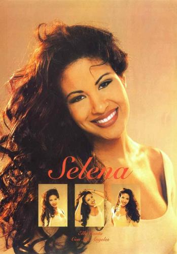Selena Quintanilla-Pérez 壁紙 containing a portrait titled Selena Quintanilla
