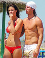 Sergio and his ex girlfriend - sergio-ramos photo