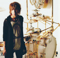 Shinya: Drums and Rhythm September 2011 Magazine - shinya photo