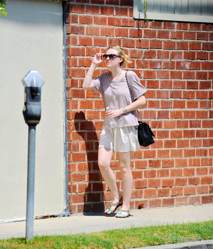 Shopping in LA [31/08/11]