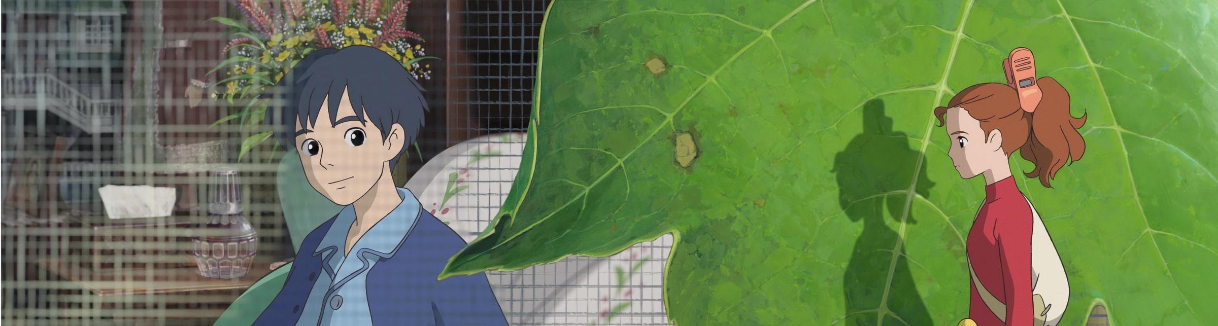 Arrietty y el Mundo de los Diminutos [Dual Audio] [MEGA]