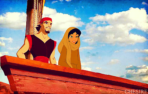 Sinbad/Jasmine