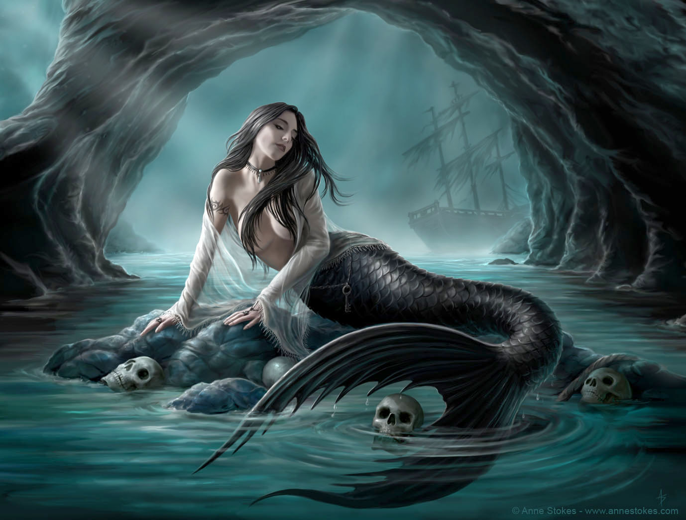 siren   mermaids photo 25084952   fanpop