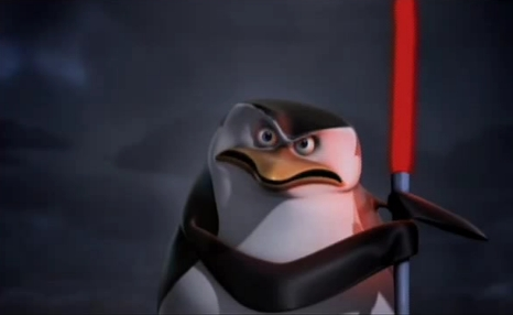 Penguins of Madagascar wallpaper called Skipper...I'm your father.