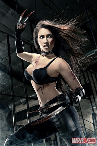 X-Men wallpaper entitled Someone cosplaying as X-23