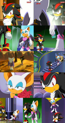 Sonic X: meer Shadouge screenshots