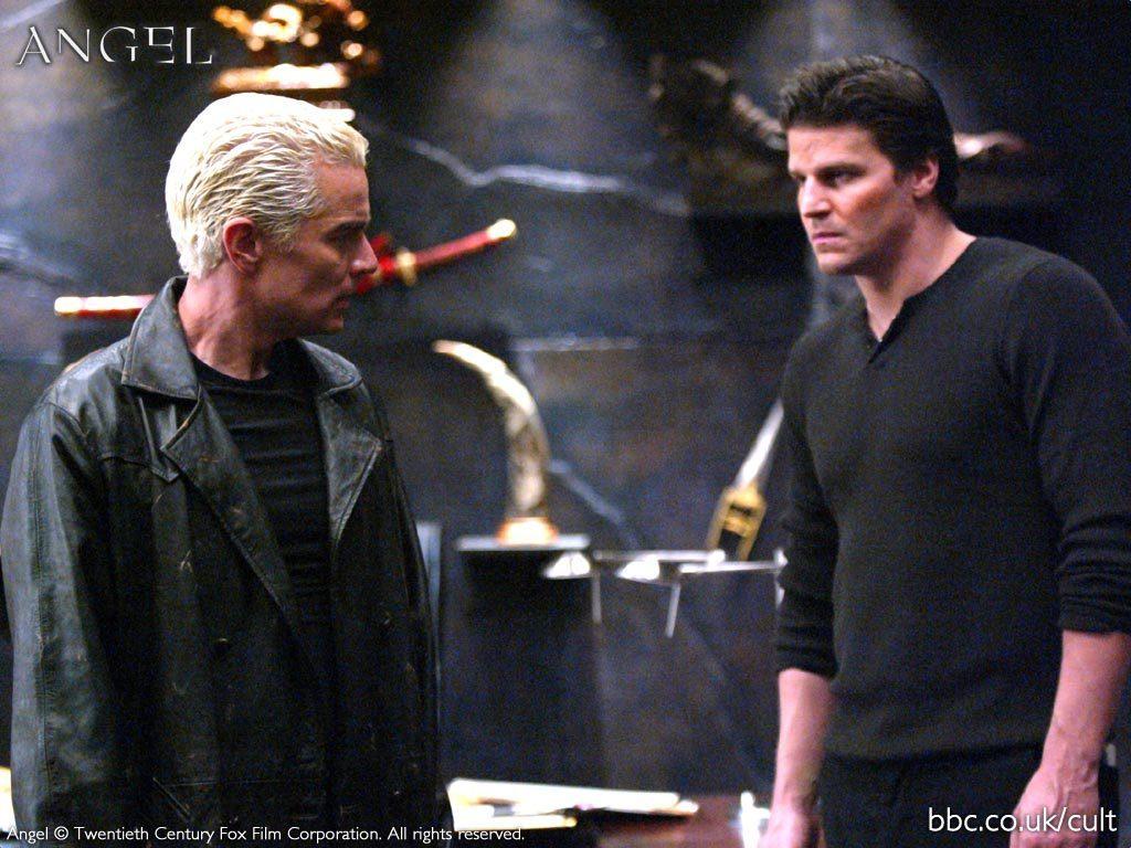 Spike alias William Le Sanguinaire de Buffy contre les vampires et Angel Spike-spike-25098501-1024-768