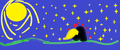 Starry Night.. - ally-penguin-pom-fan photo