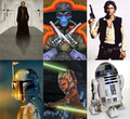 Starwars characters - star-wars-characters photo