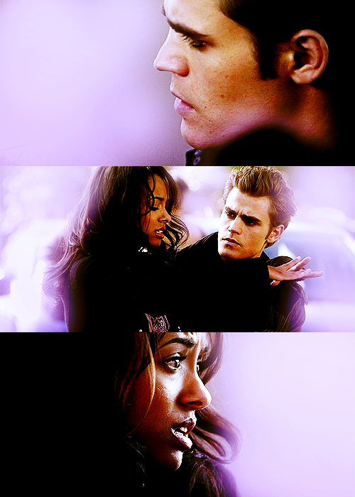 Stefan and bonnie