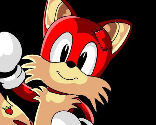 aardbei The Fox-Doll