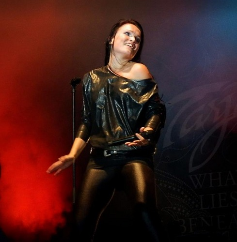 Tarja wallpaper containing a concert entitled Tarja Turunen Summer Breeze Festival