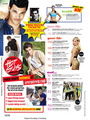 Taylor Lautner on the cover of Seventeen Magazine - october 2011!