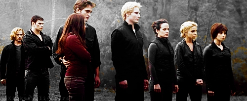 The Cullens वॉलपेपर with a business suit, a fountain, and a well dressed person titled The Cullen's