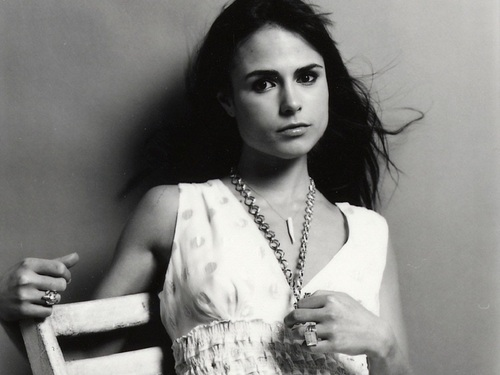 Jordana Brewster wallpaper probably containing a sign and a bouquet entitled The Fast and the Furious Wallpaper