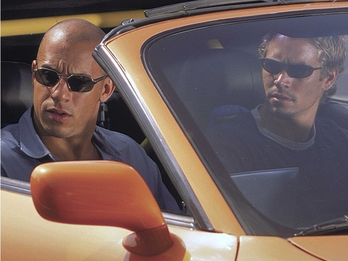 The Fast and the Furious দেওয়ালপত্র