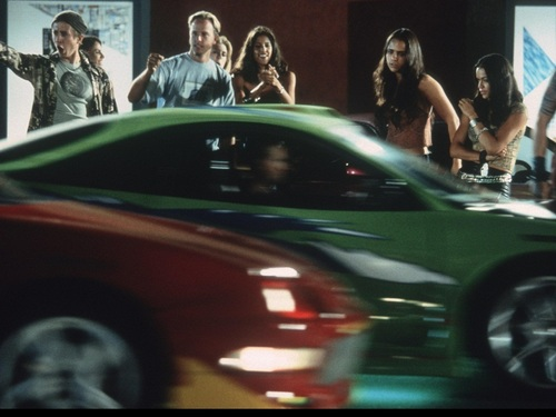 The Fast and the Furious Hintergrund