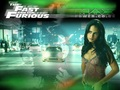 The Fast and the Furious karatasi la kupamba ukuta