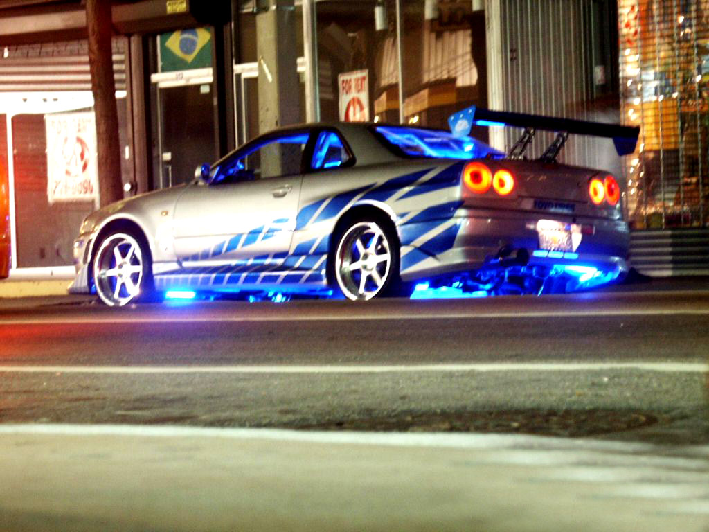 velozes e Furiosos wallpaper entitled The Fast and the Furious wallpaper