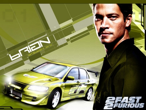 The Fast and the Furious fondo de pantalla