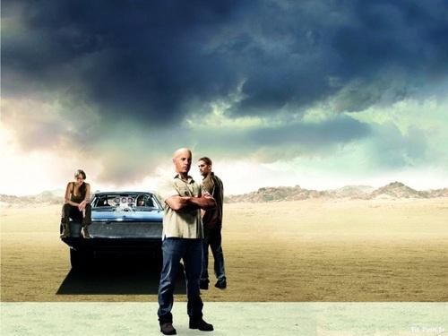 The Fast and the Furious fondo de pantalla