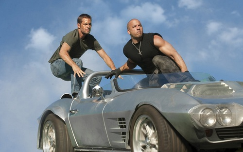 The Fast and the Furious Обои