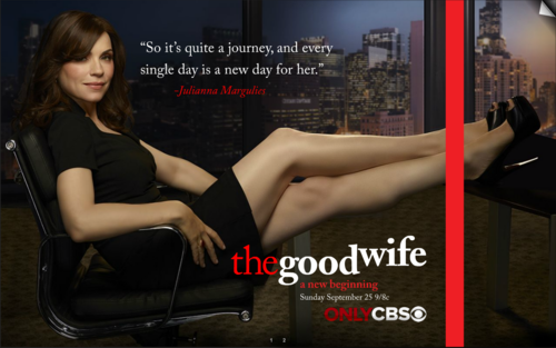 The Good Wife Special Alicia || Season 3