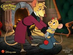 The Great 쥐, 마우스 Detective (1986)