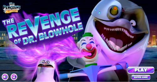 The Revenge of Dr. Blowhole