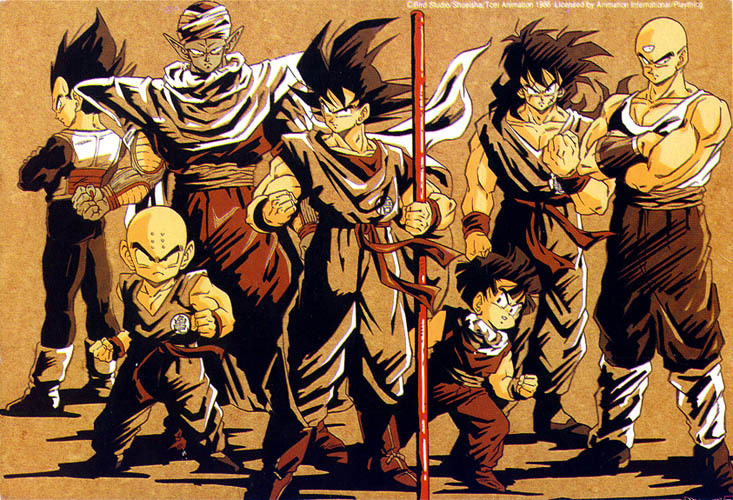 DBZ Fanfiction images The ZFighters HD wallpaper and background