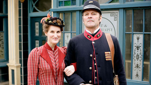 Thomas and Margaret